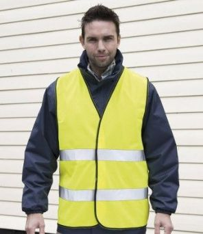 RS200 Result Core Motorist Hi-Vis Safety Vest